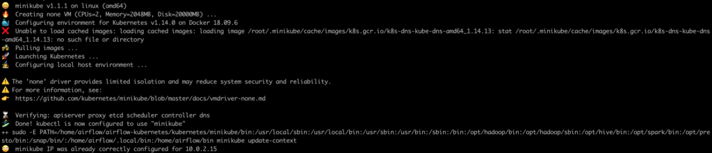 Apache Airflow with Kubernetes Executor and MiniKube - Marc Lamberti