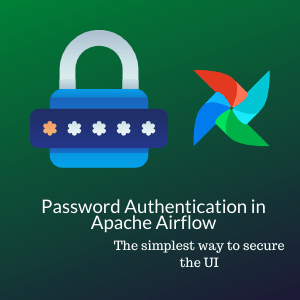 password authentication in apache airflow